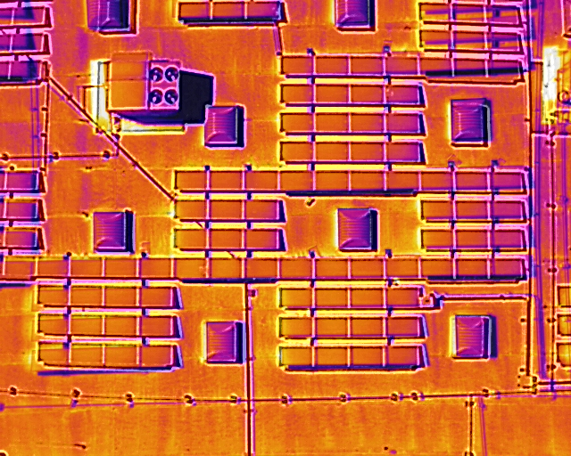 Drone Thermal Imaging Services California