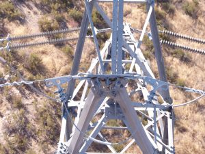 Drone Transmission Tower Inspection Project