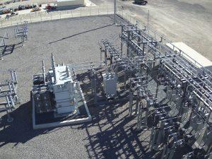 Drone IR services Nevada