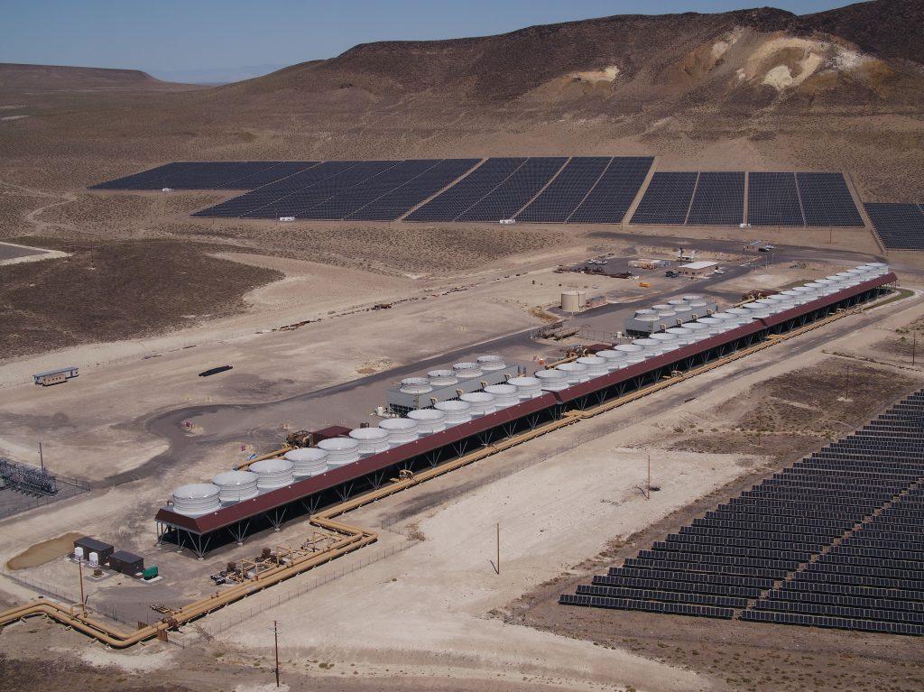 Patua Solar (PV) Plant Inspection