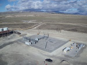 Substation IR Inspection California