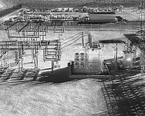 Substation IR Inspection Nevada