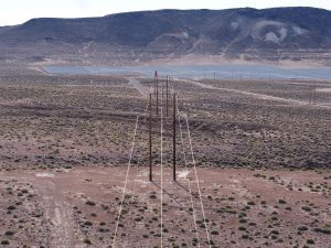 Transmission and Distribution Inspection Nevada