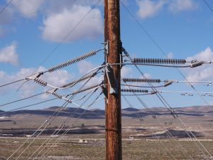 Transmission Line Inspections California